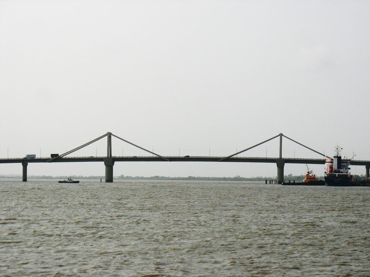 Pumarejo-Brücke
