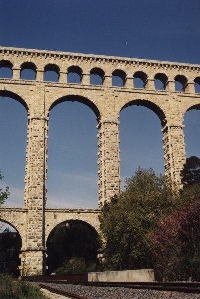 Aquädukt von Roquefavour