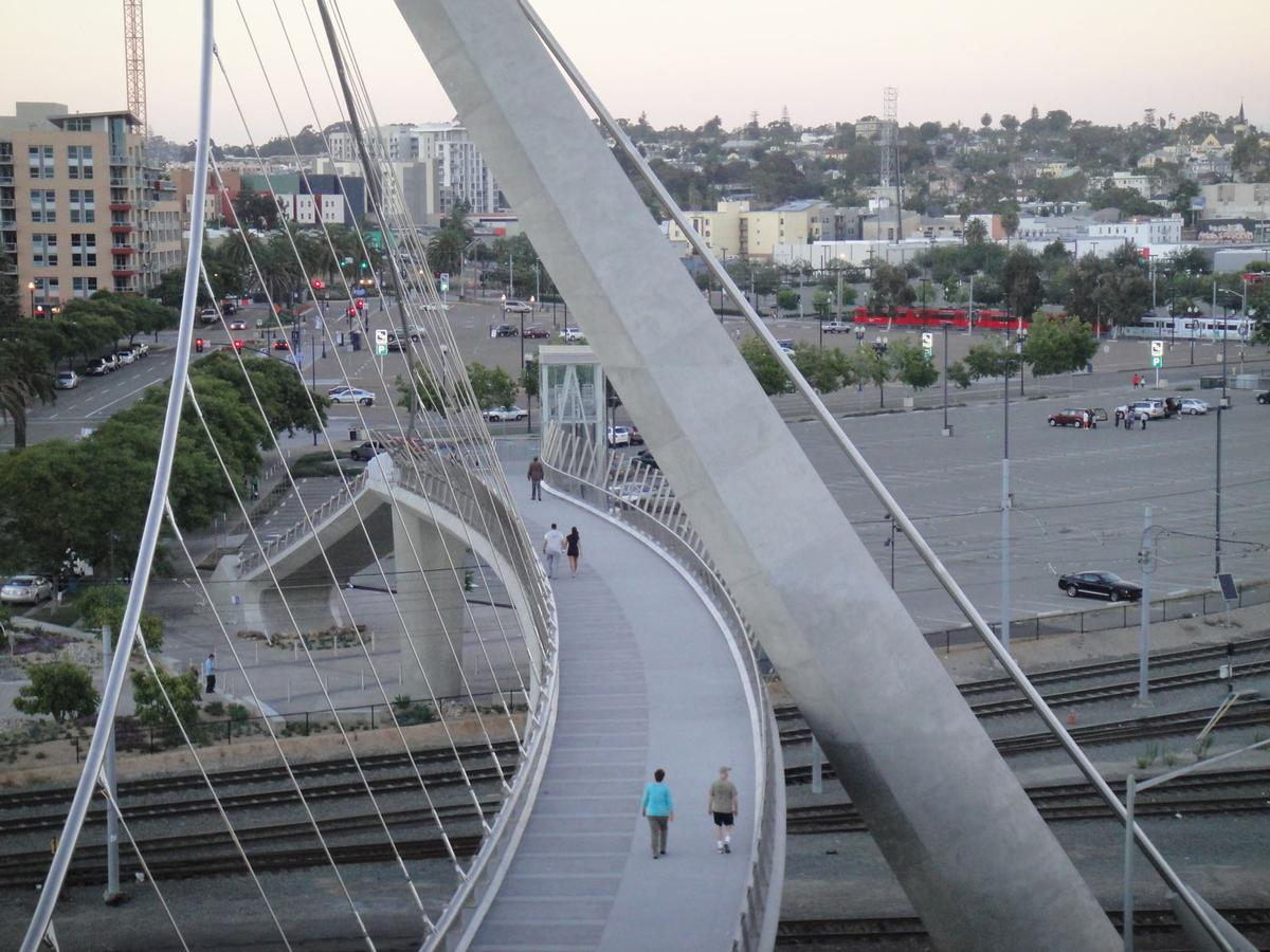 Harbor Drive Pedestrian Bridge