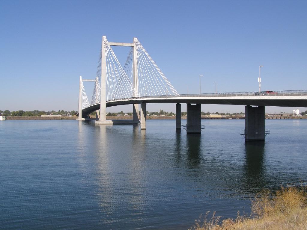 Ed Hendler Bridge Pasco Kennewick 1978 Structurae