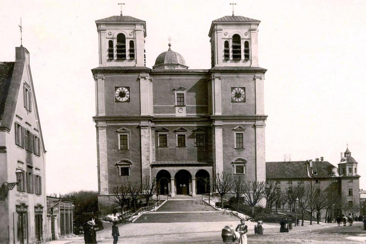 Basilique Saint-Lauren de Kempten