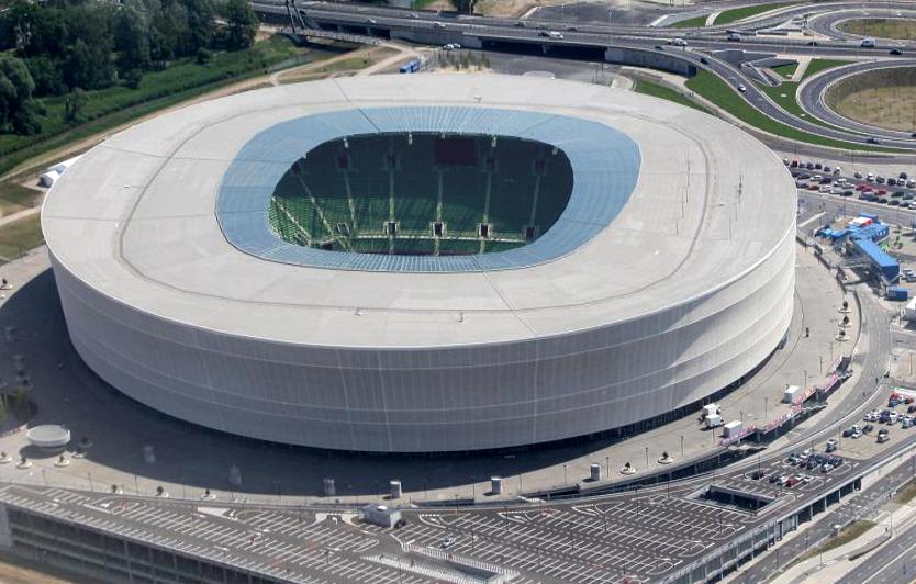Stade de Maślice