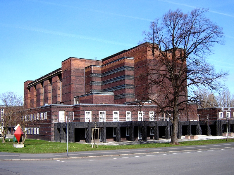 Stadthalle Magdeburg