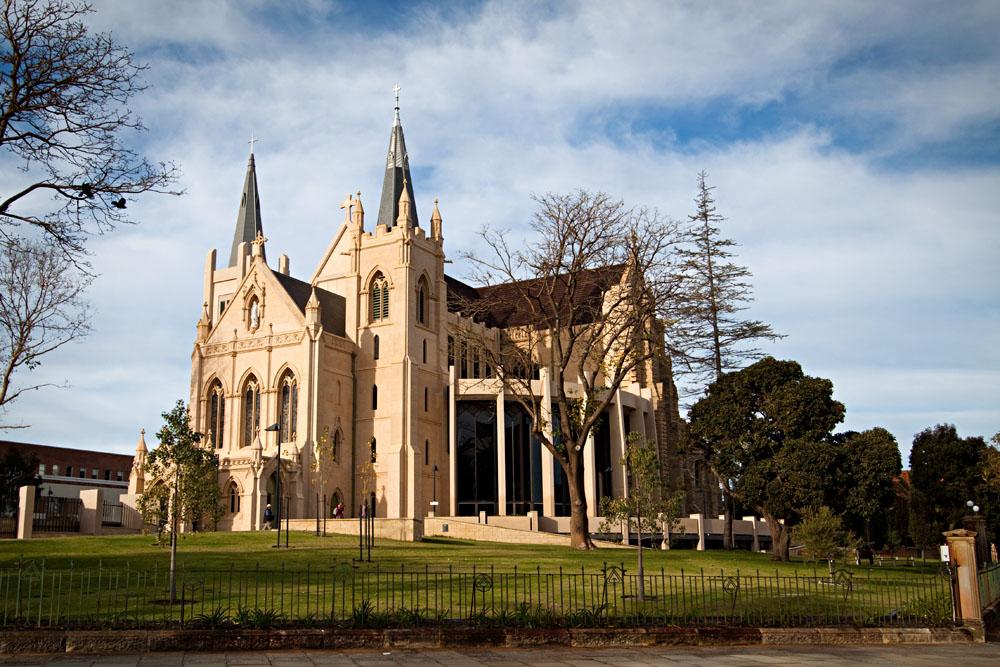 Cathédrale Sainte-Marie de Perth