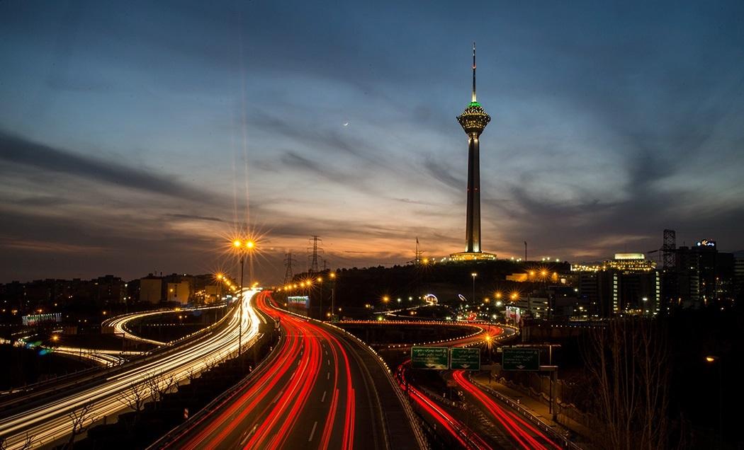 Milad-Turm