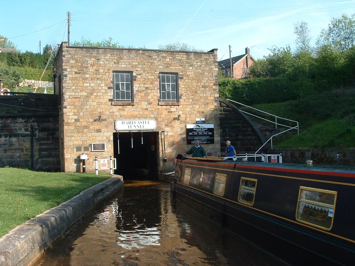Harecastle Canal Tunnel