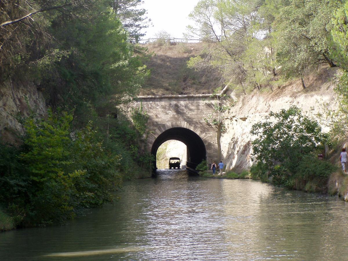 Tunnel Malpas - Ostportal