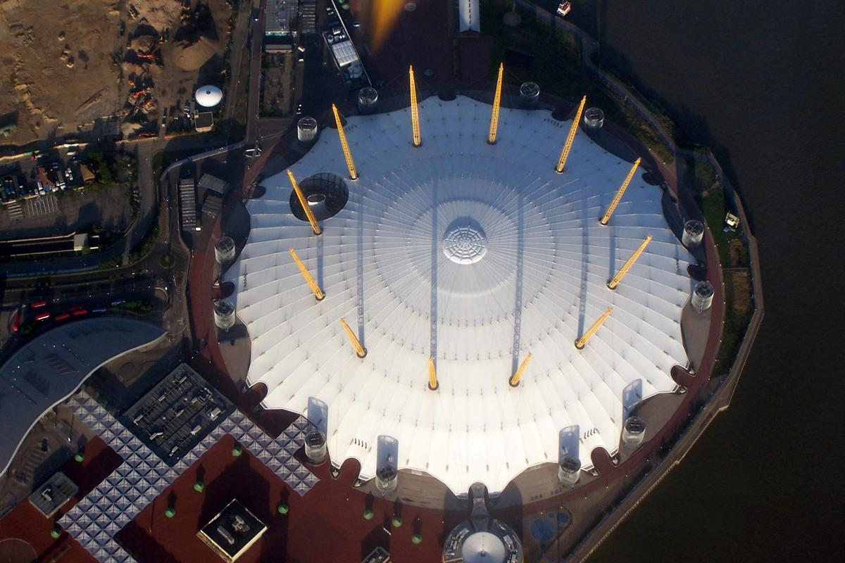 The O2 Dome