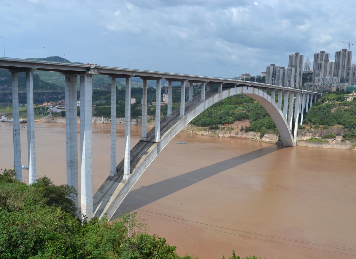 Pont de Wanxian