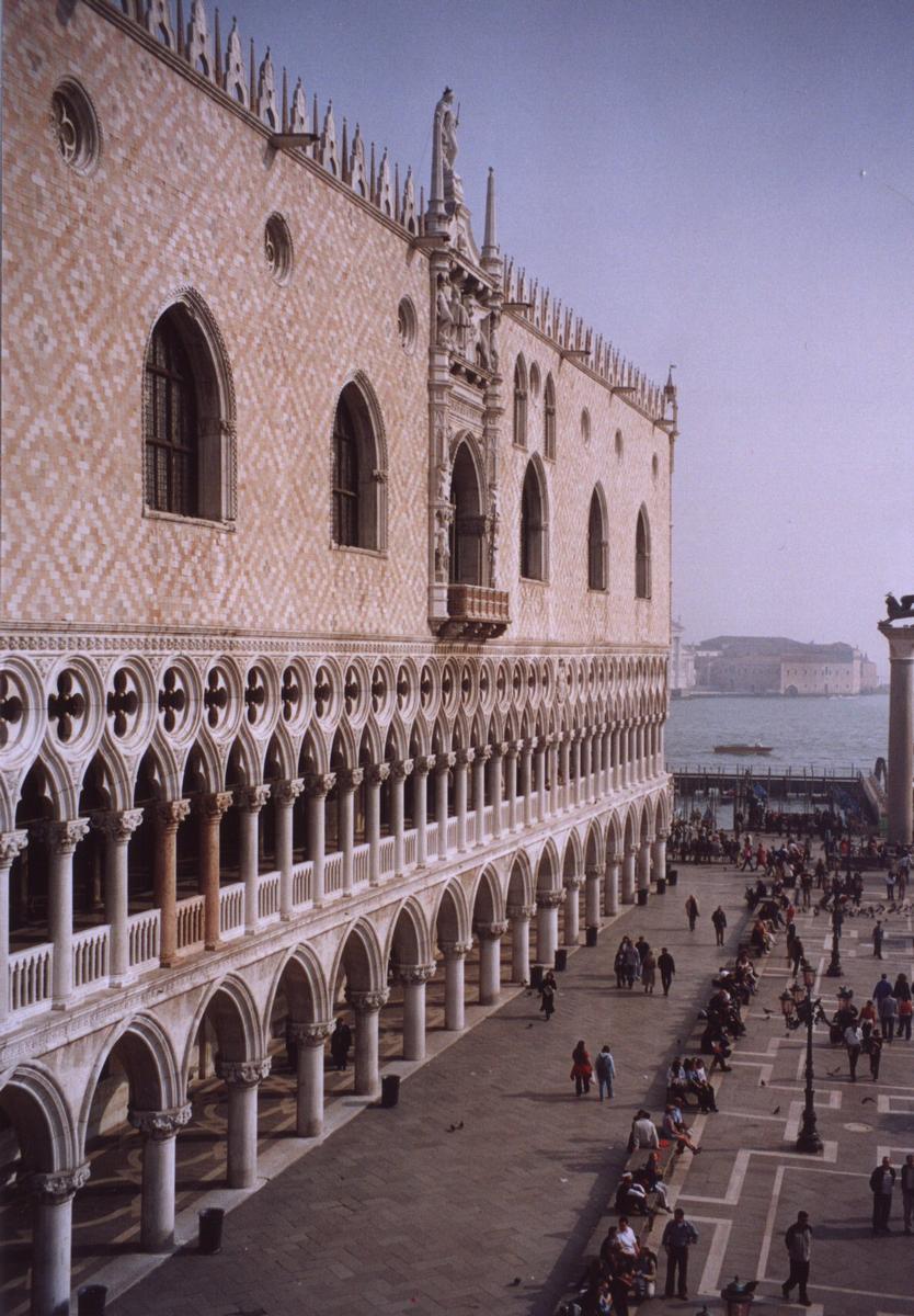 Palazzo Ducale, Piazza San Marco, Venedig