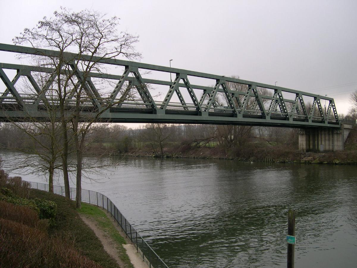 Rangiport Bridge, Yvelines