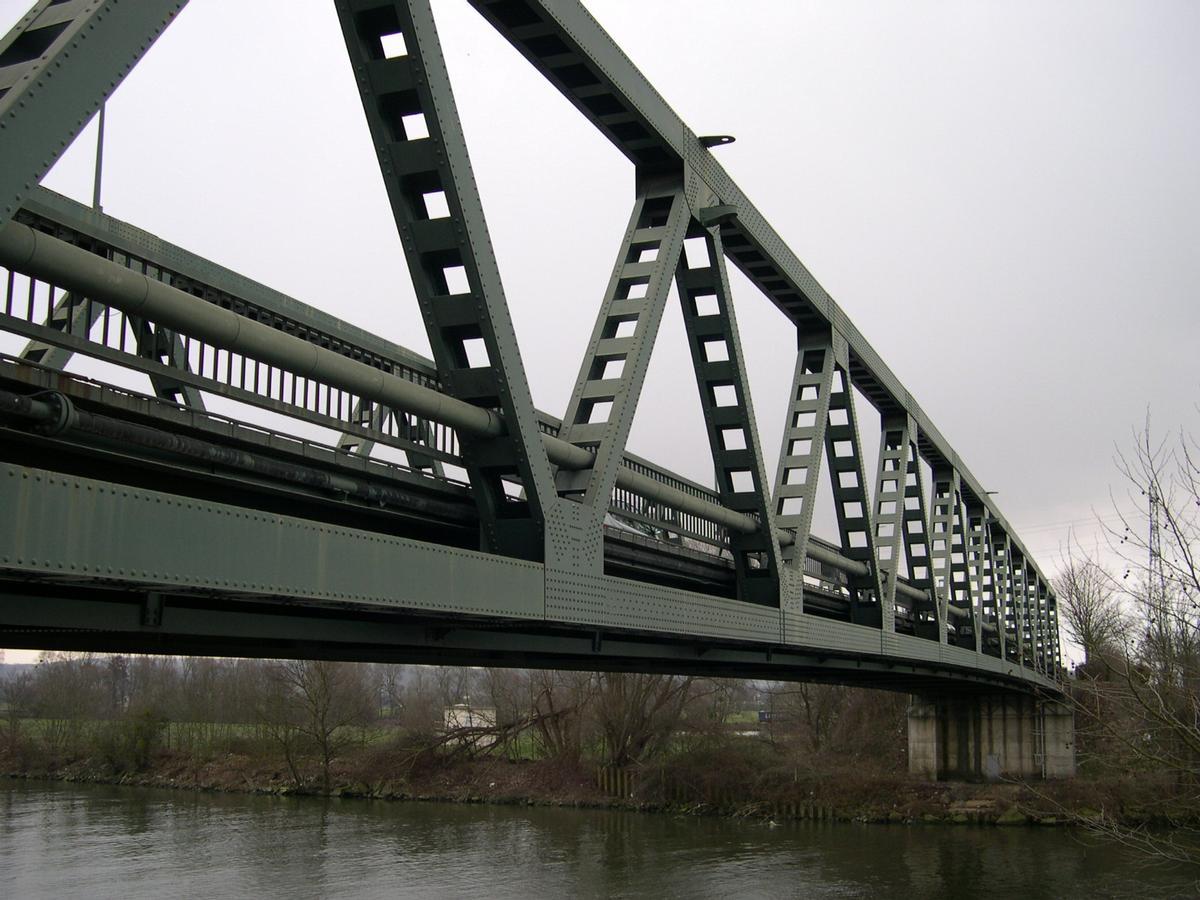 Rangiport Bridge, Yvelines