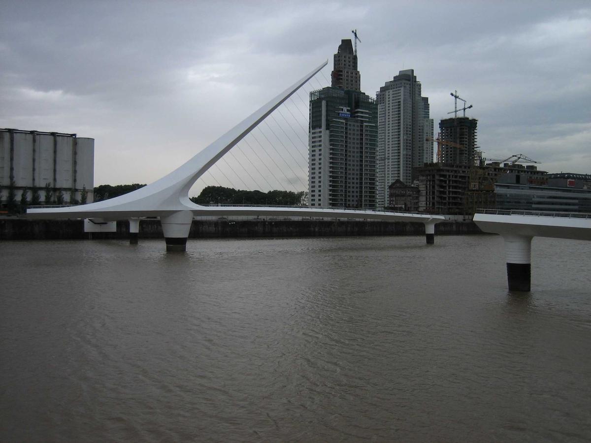 Puente de la Mujer, Buenos Aires