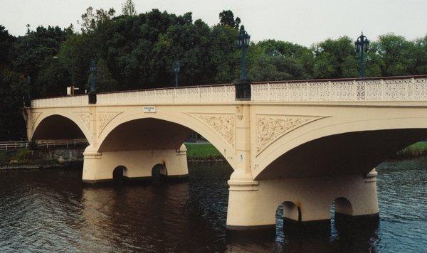 Morell Bridge, Melbourne