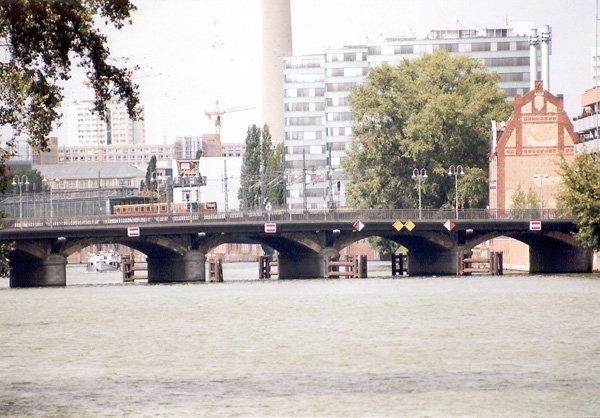 Schillingbrücke, Berlin.