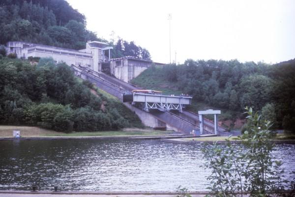 Saint-Louis / Arzviller Lift Lock.