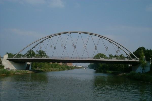 Brücke Beneckeallee (1993)