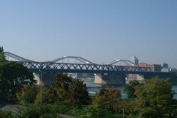 Mannheim-Ludwigshafen Railroad Bridges