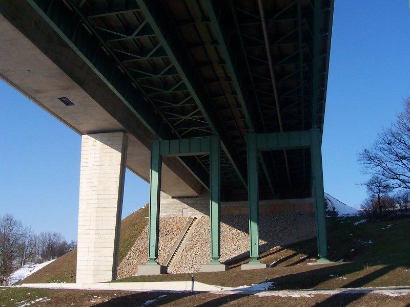 Tautendorfer Autobahnbrücke der A9