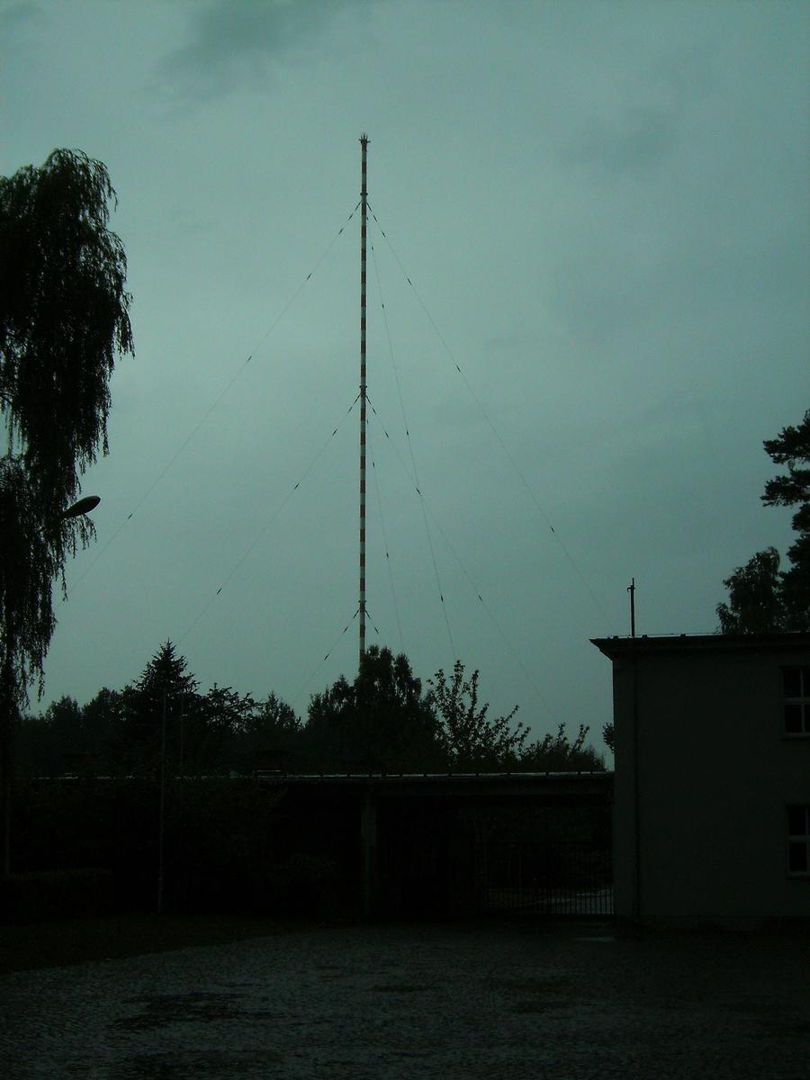 Rohrmaste Burg