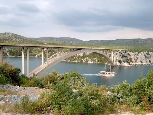 Pont de Sibenik