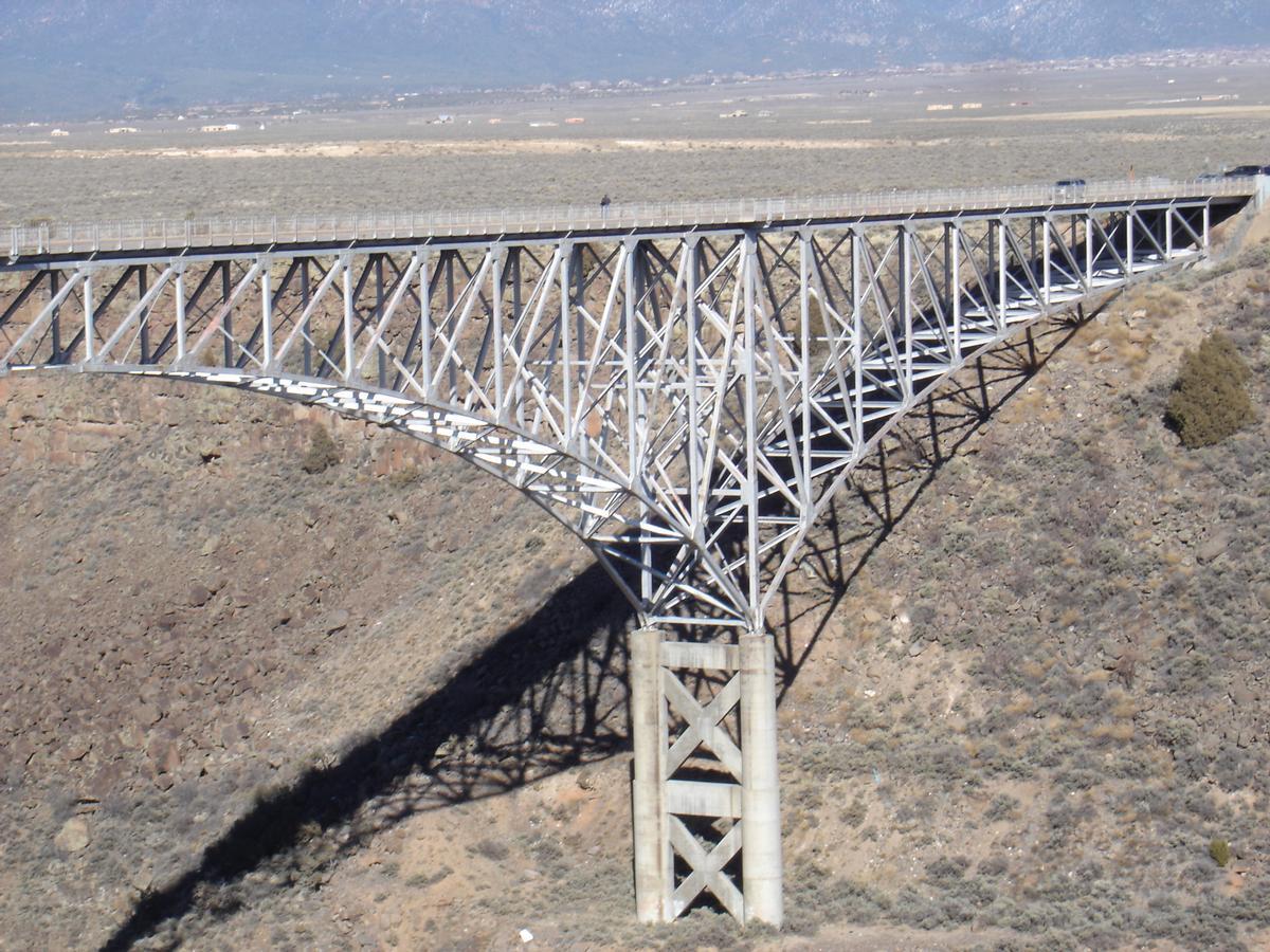 Taos Gorge Bridge