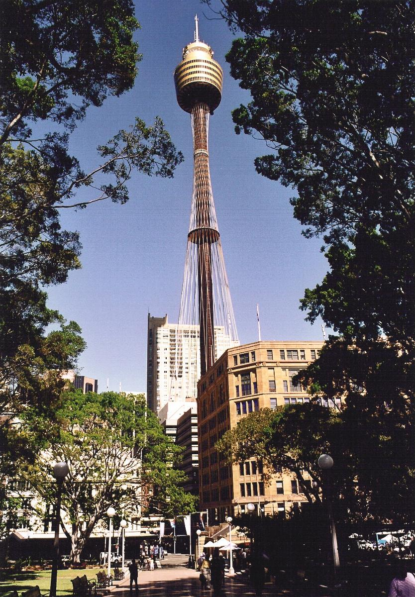 Sydney Tower (AMP Centrepoint Tower)