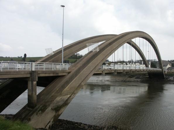 Pont Canada, Canada-Brücke