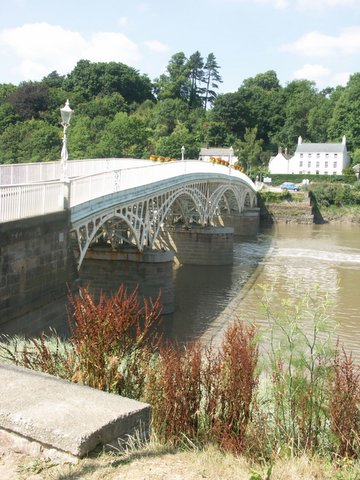 Chepstow Town Bridge