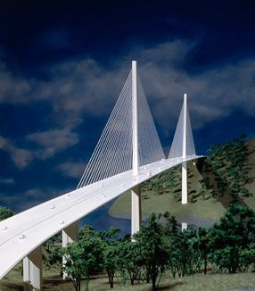 Puente Centenario, zweite Brücke über den Panama-Kanal.  Benutzung mit freundlicher Genehmigung von Miguel Rosales
