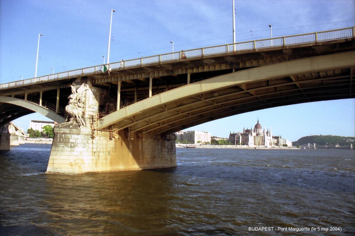 Margaretenbrücke, Budapest