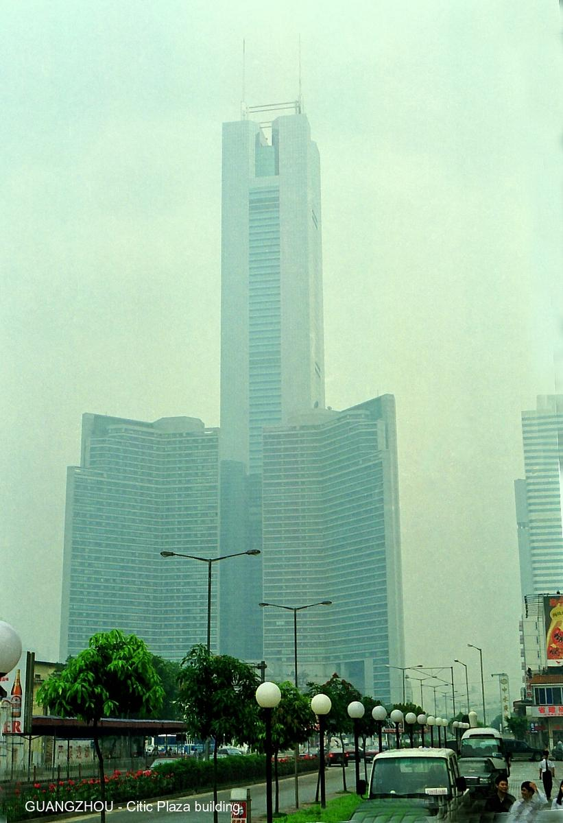 Citic Plaza (Guangzhou, 1997)
