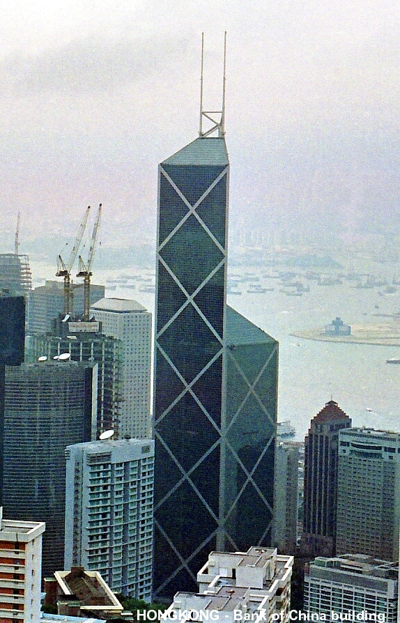 Bank of China Building, Hong Kong