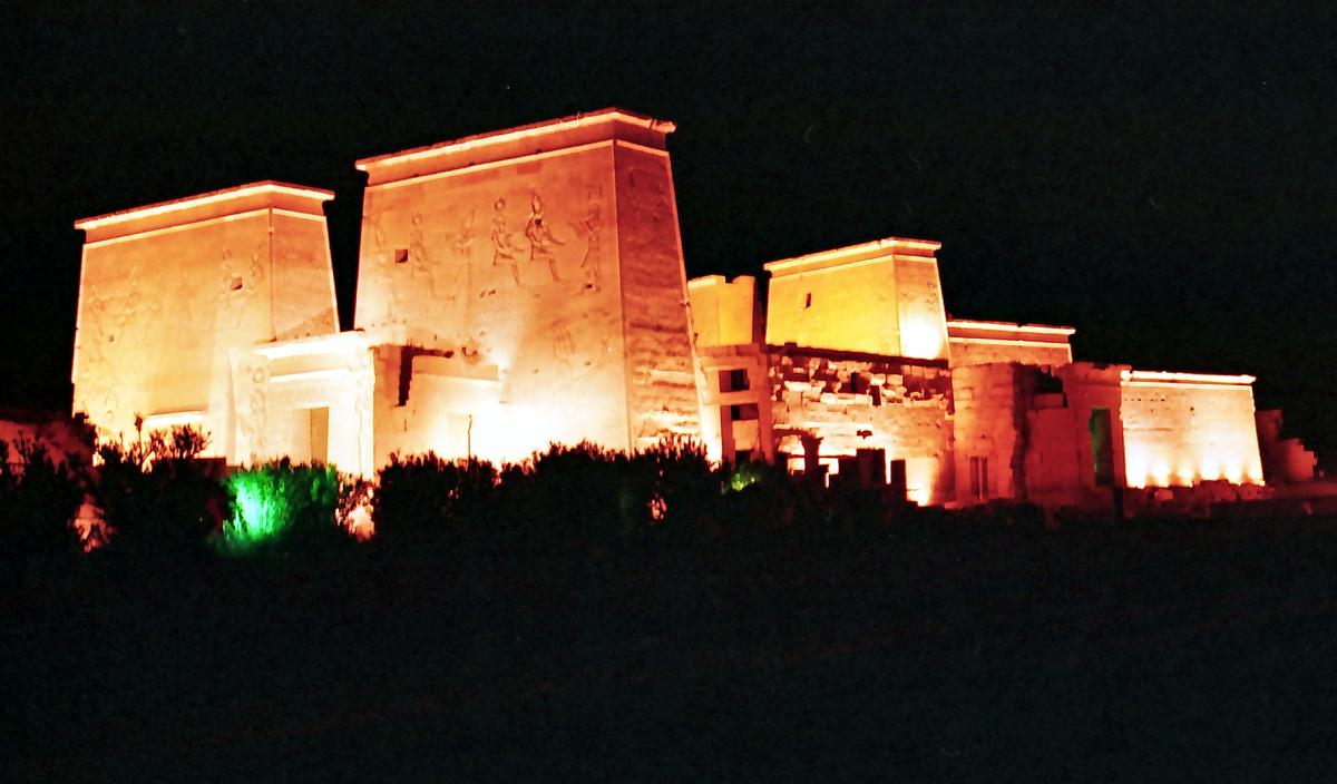 Tempel der Isis in Philae