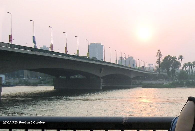 Brücke des 6. Oktobers, Kairo