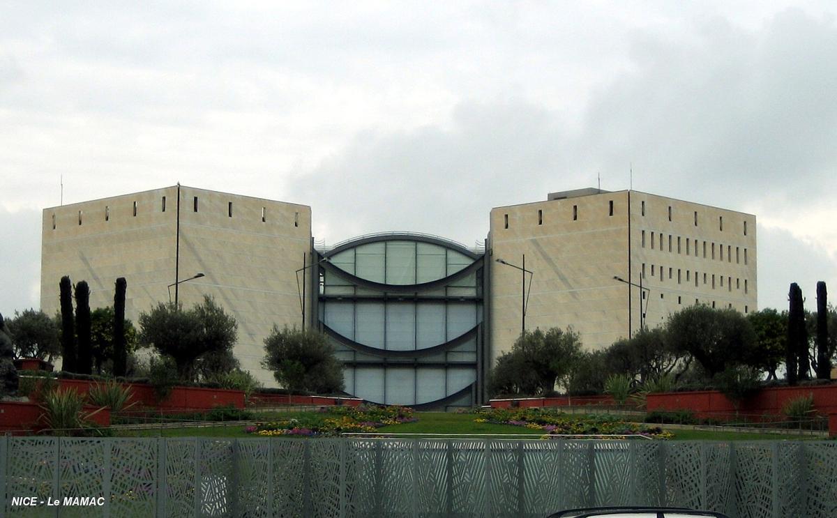 mus 233 e d moderne et d contemporain 1990 structurae