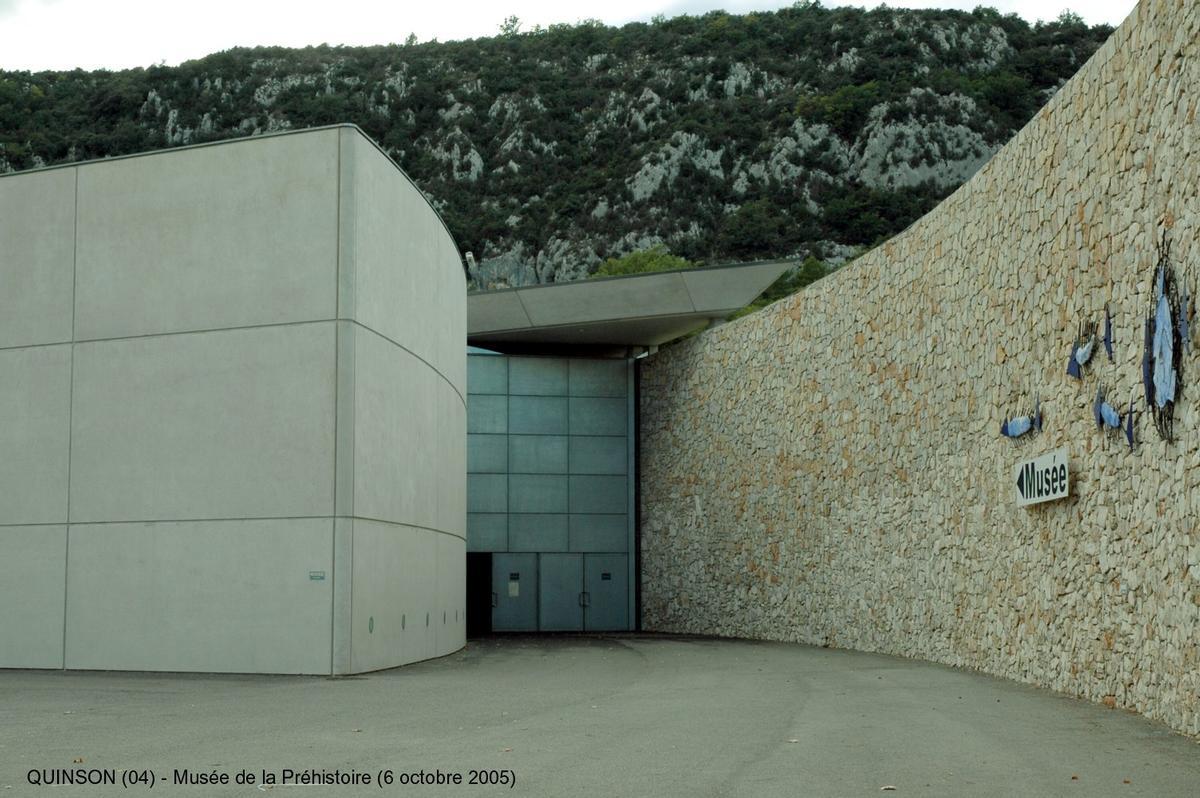 Museum der Vorgeschichte, Quinson
