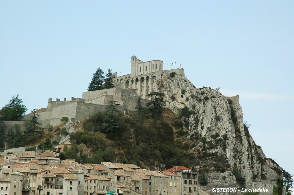 Zitadelle von Sisteron