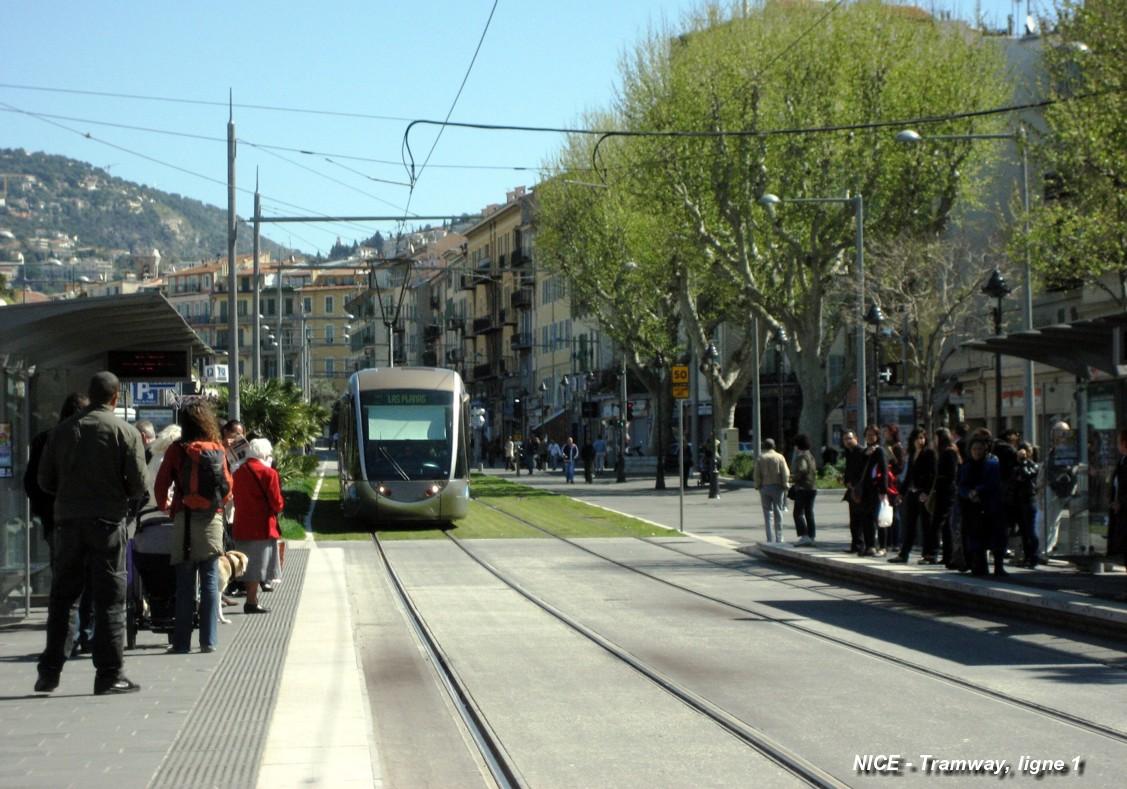 Nice Tramway Line 1