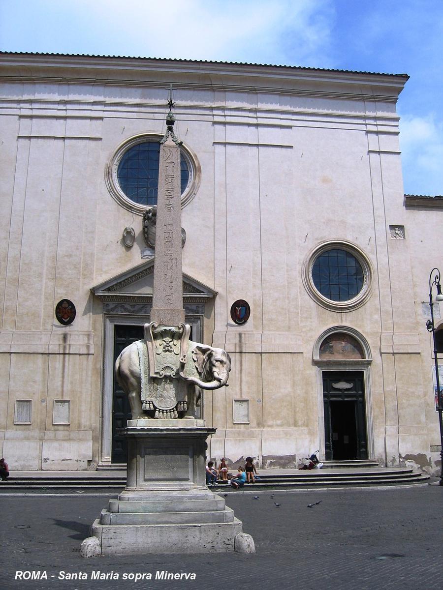Santa Maria sopra Minerva (Rom)