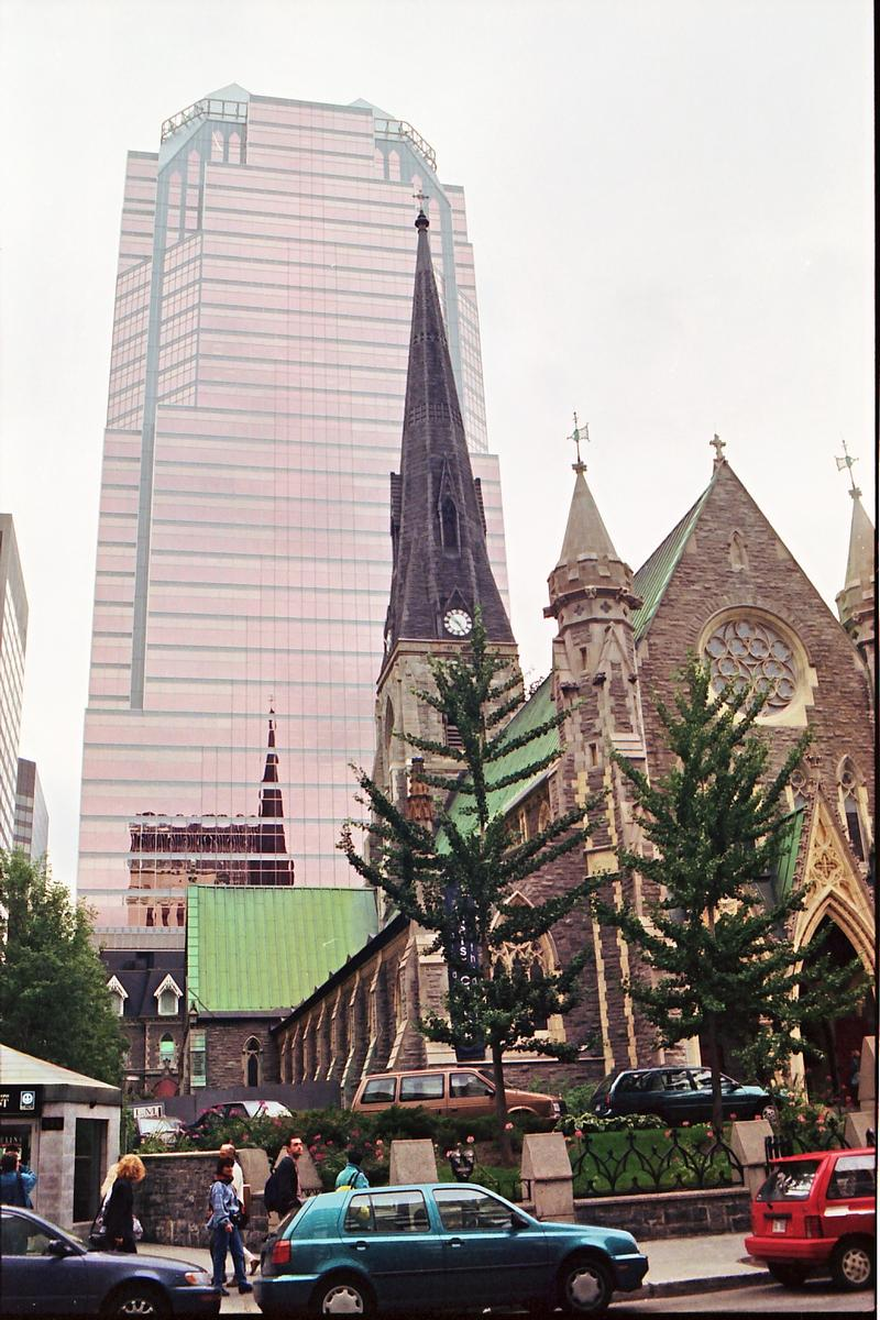 Christ Church-Kathedrale, Montreal