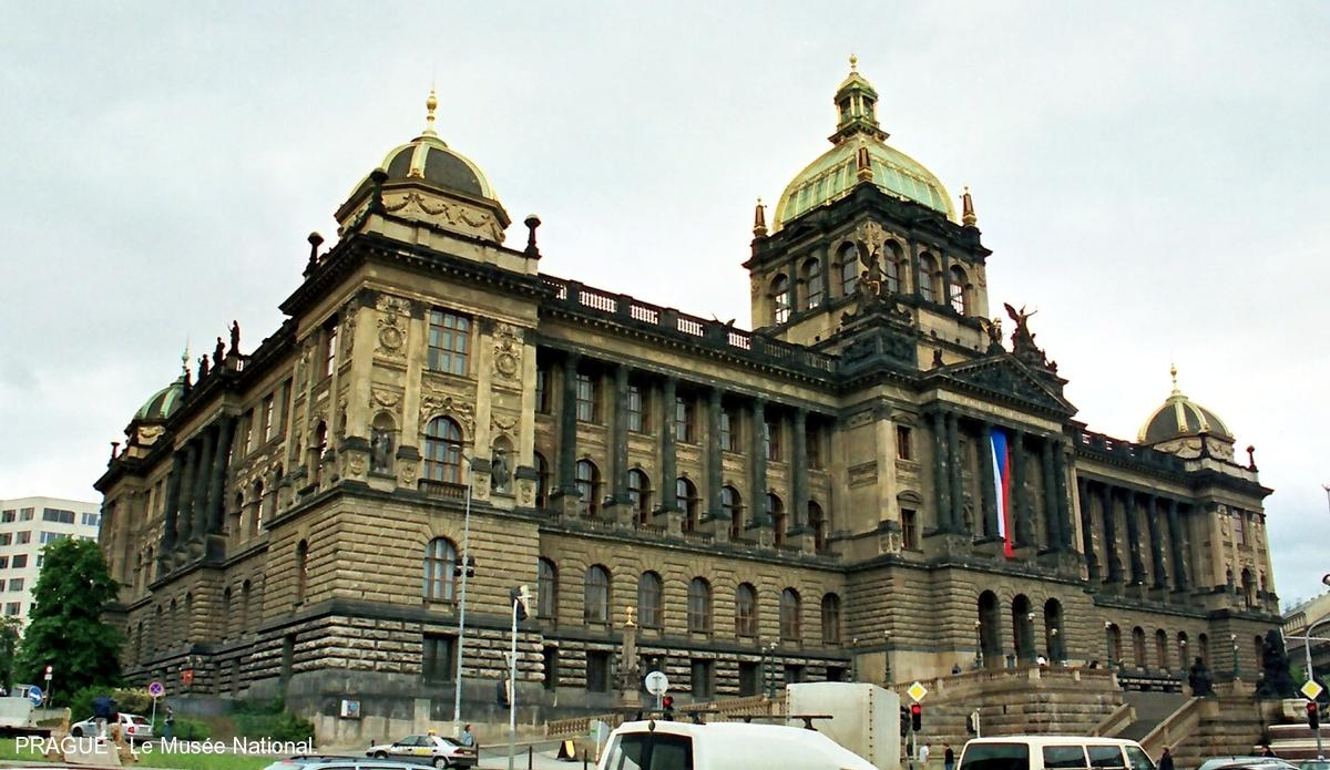 National Museum, Prague