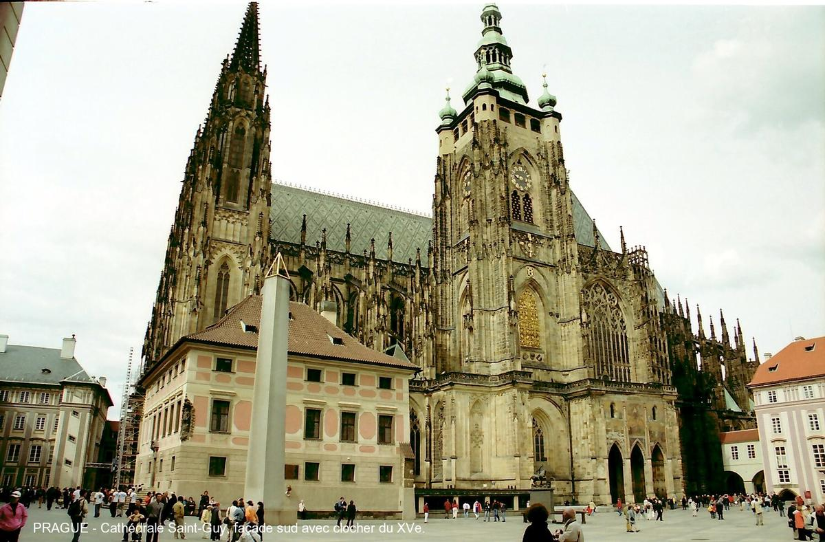 Saint Vitus Cathedral (Prague, 1929)