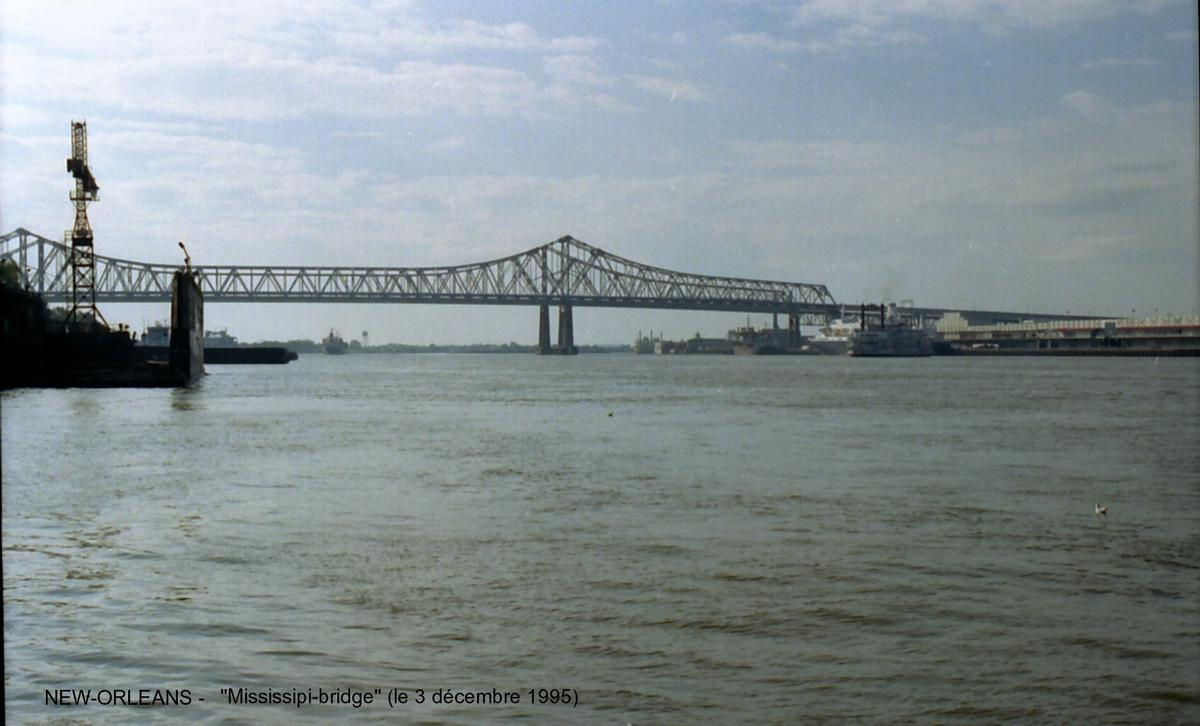 Greater New Orleans Bridges, New Orleans