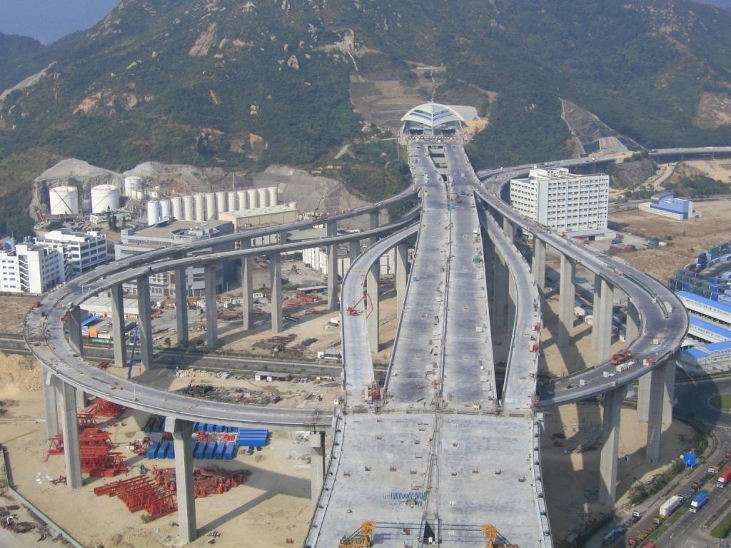 Image No. 128261 Route 8 – East Tsing Yi Viaduct