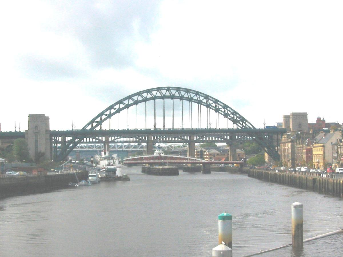 Tyne Bridge, Newcastle.