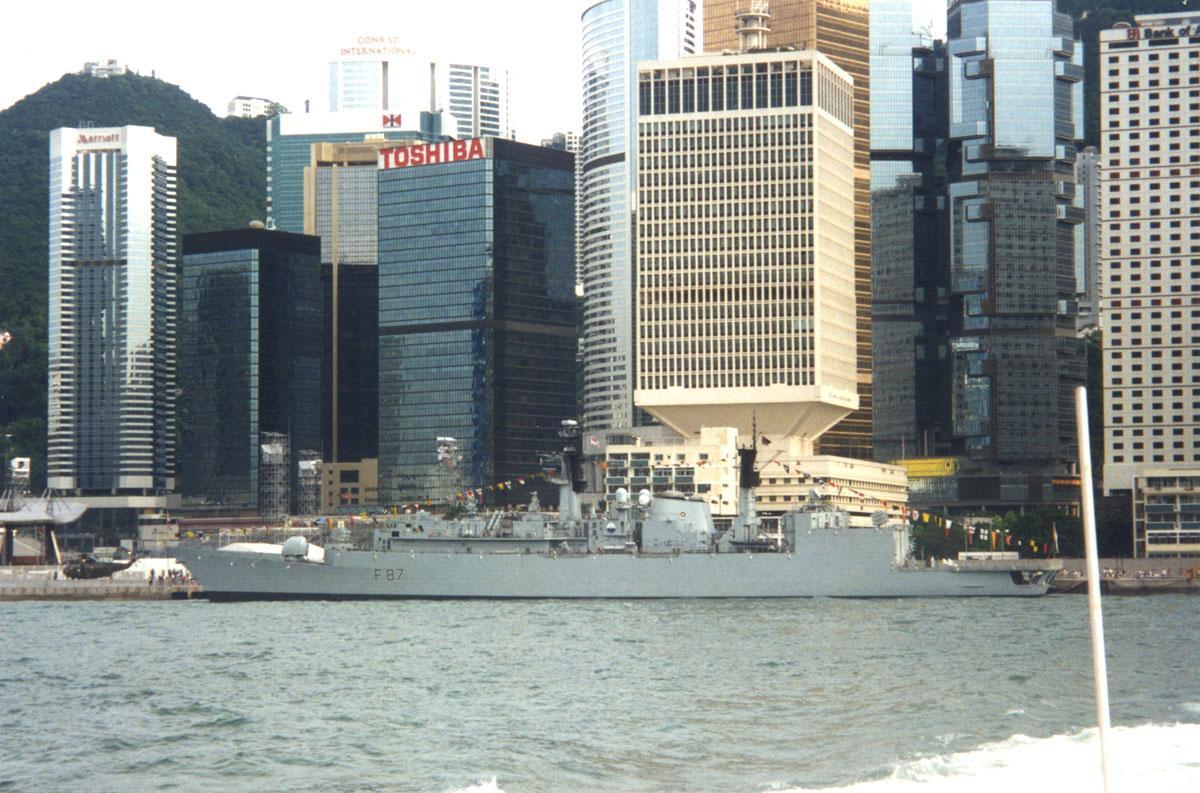 Prince of Wales Building, Hong Kong.
