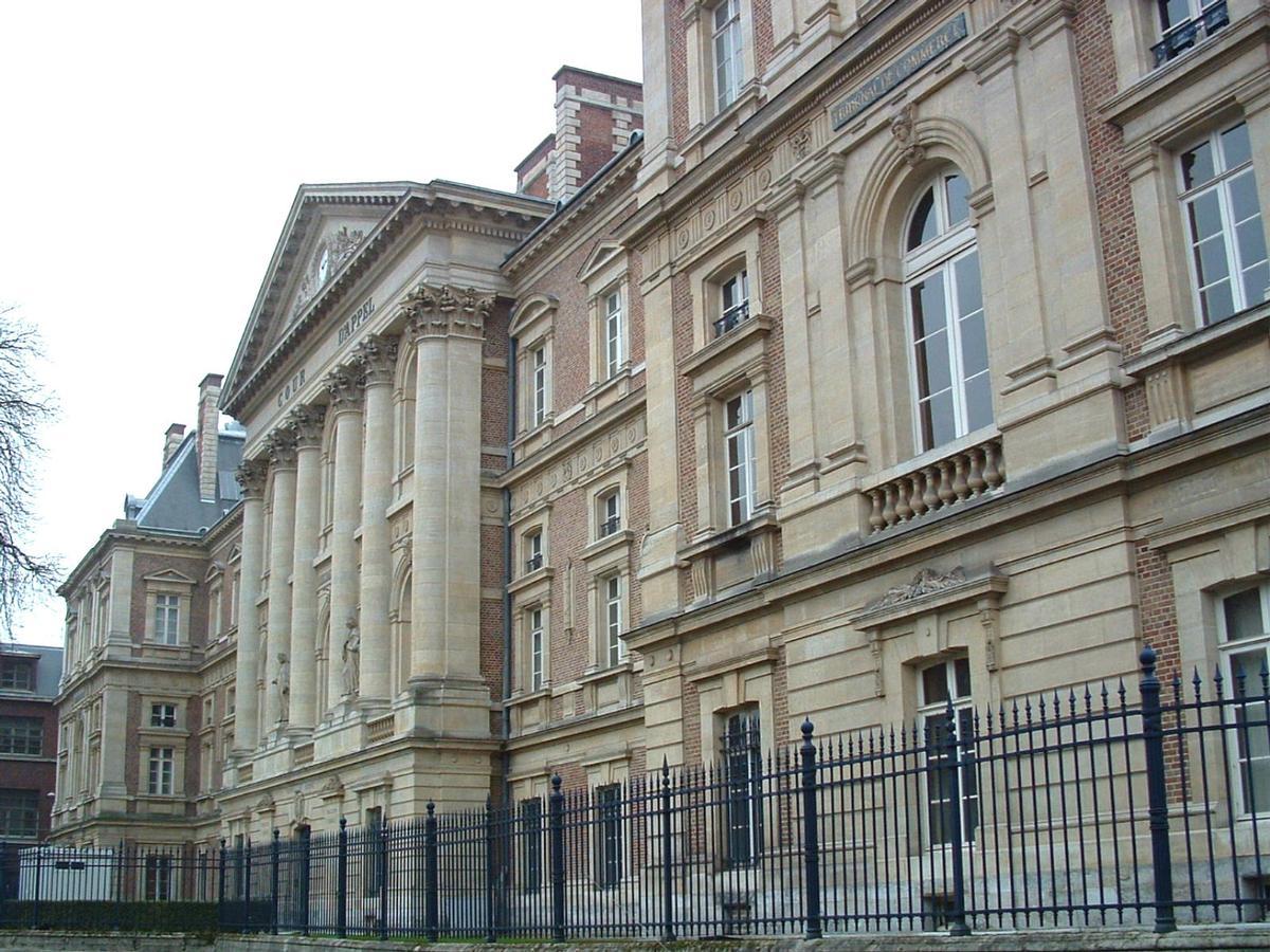 Gerichtsgebäude, Amiens