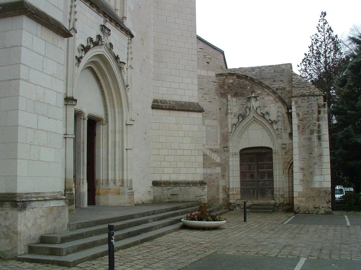 Saint-Serge Church, Angers