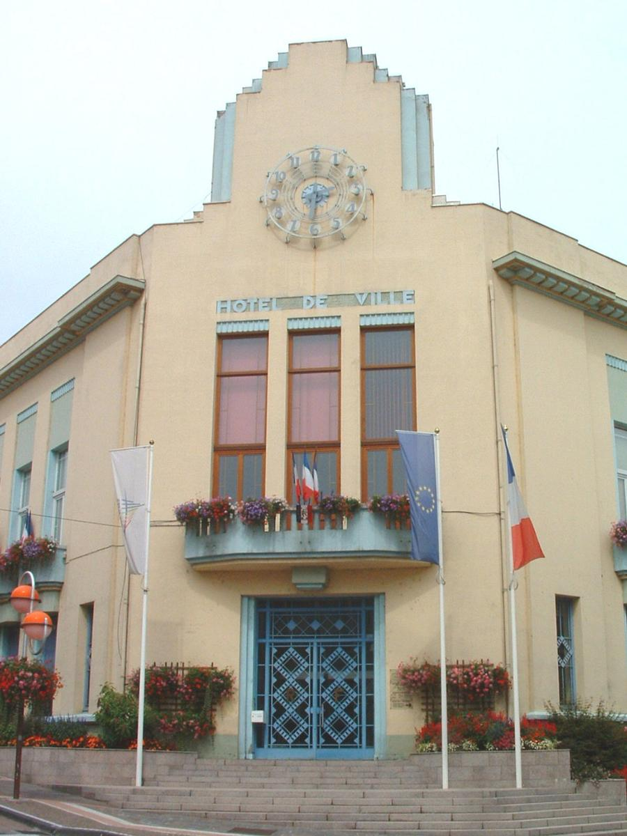 Bellegarde France Hotel h Tel de Ville de Bellegarde